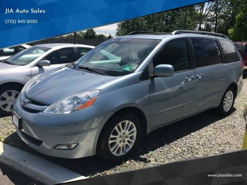 2010 Toyota Sienna for sale at JIA Auto Sales in Port Monmouth NJ