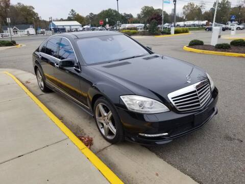 2010 Mercedes-Benz S-Class for sale at RVA Automotive Group in North Chesterfield VA