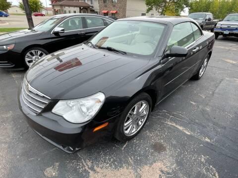 2008 Chrysler Sebring for sale at Hill Motors in Ortonville MN