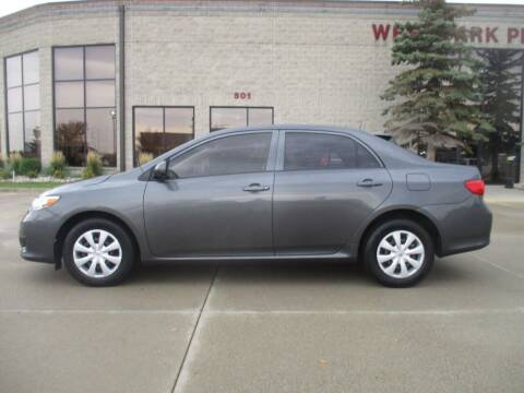 2010 Toyota Corolla for sale at Elite Motors in Fargo ND