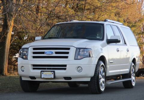 2008 Ford Expedition EL for sale at Loudoun Used Cars in Leesburg VA
