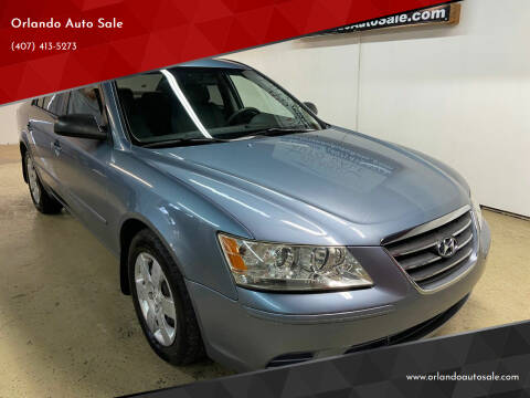 2009 Hyundai Sonata for sale at Orlando Auto Sale in Orlando FL