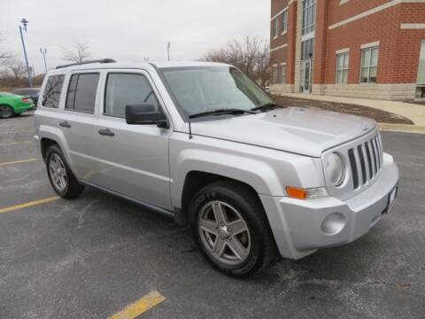 2008 Jeep Patriot for sale at Import Exchange in Mokena IL