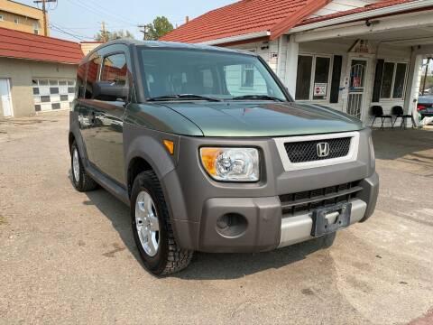 2005 Honda Element for sale at STS Automotive in Denver CO