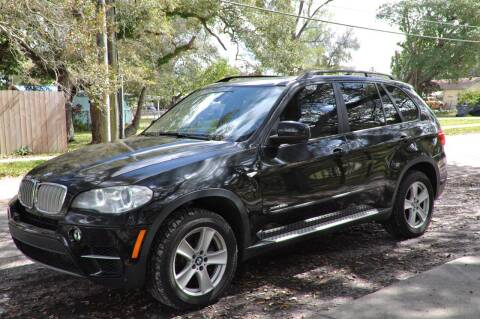 2012 BMW X5 for sale at INTERNATIONAL AUTO BROKERS INC in Hollywood FL