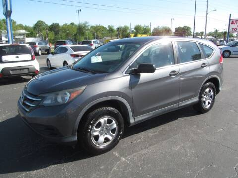 2014 Honda CR-V for sale at Blue Book Cars in Sanford FL