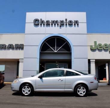 2007 Chevrolet Cobalt for sale at Champion Chevrolet in Athens AL