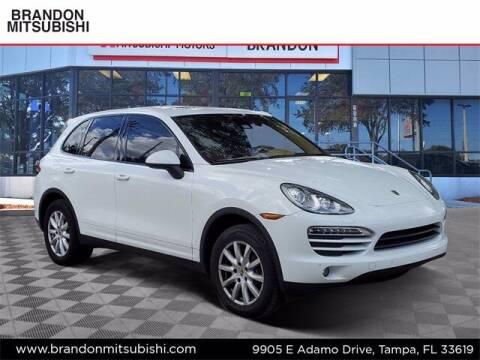 2014 Porsche Cayenne for sale at Brandon Mitsubishi in Tampa FL