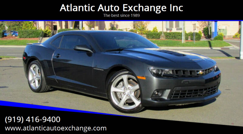 2014 Chevrolet Camaro for sale at Atlantic Auto Exchange Inc in Durham NC