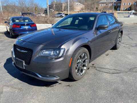 2016 Chrysler 300 for sale at Turnpike Automotive in North Andover MA