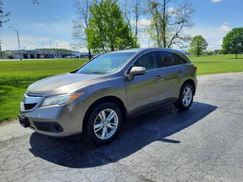 2013 Acura RDX for sale at Moundbuilders Motor Group in Heath OH