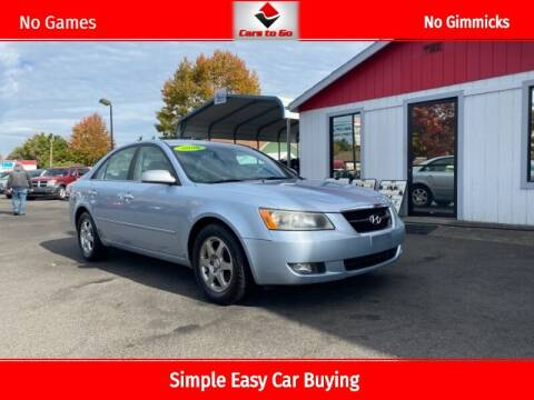 2006 Hyundai Sonata for sale at Cars To Go in Portland OR