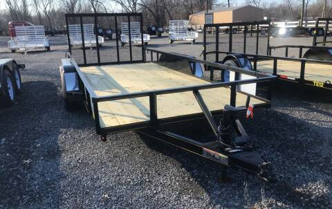 2019 Trailer Express 16' Utility for sale at Ben's Lawn Service and Trailer Sales in Benton IL