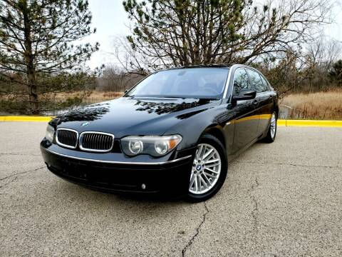 2004 BMW 7 Series for sale at Excalibur Auto Sales in Palatine IL