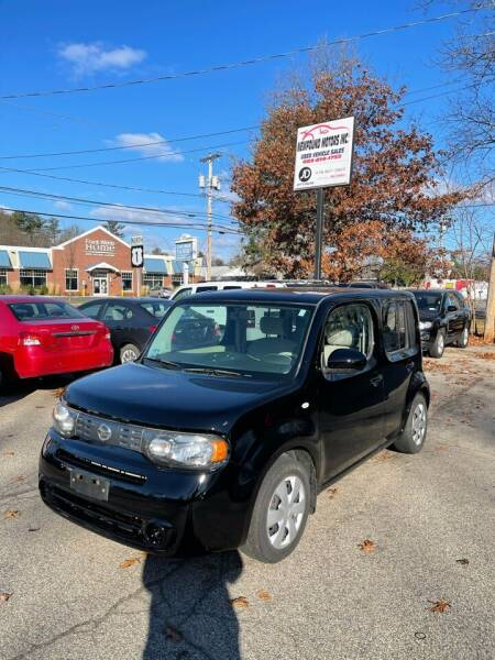 2011 Nissan cube for sale at NEWFOUND MOTORS INC in Seabrook NH