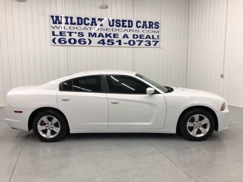 2011 Dodge Charger for sale at Wildcat Used Cars in Somerset KY