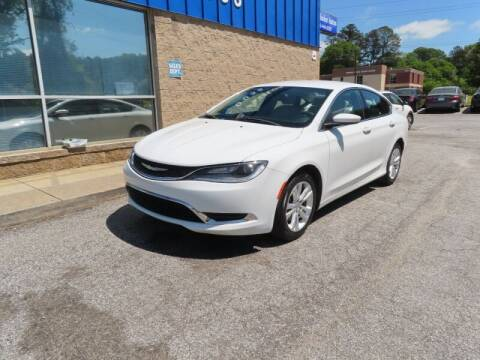 2016 Chrysler 200 for sale at Southern Auto Solutions - 1st Choice Autos in Marietta GA