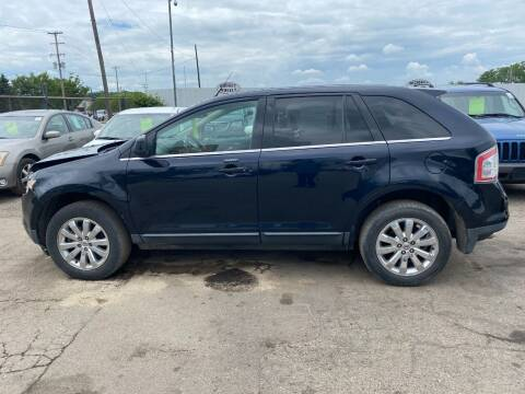 2010 Ford Edge for sale at WELLER BUDGET LOT in Grand Rapids MI