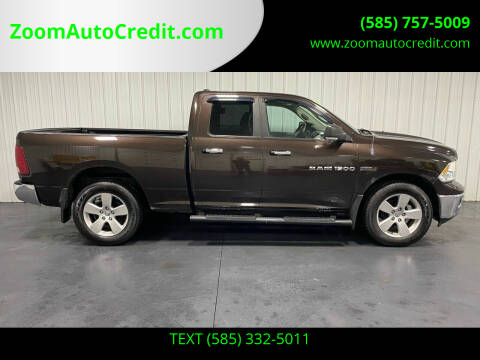 2011 RAM Ram Pickup 1500 for sale at ZoomAutoCredit.com in Elba NY
