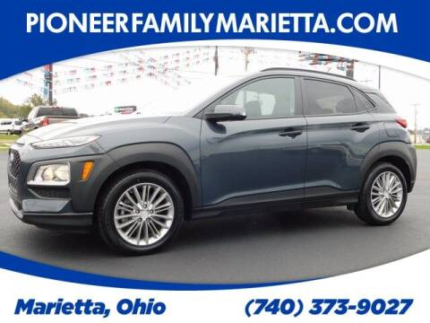 2018 Hyundai Kona for sale at Pioneer Family preowned autos in Williamstown WV
