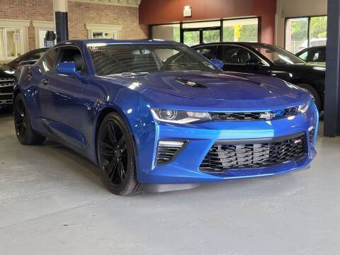 2018 Chevrolet Camaro for sale at AW Auto & Truck Wholesalers  Inc. in Hasbrouck Heights NJ