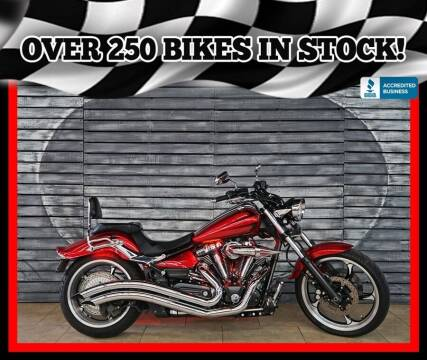 2008 Yamaha Raider for sale at Motomaxcycles.com in Mesa AZ