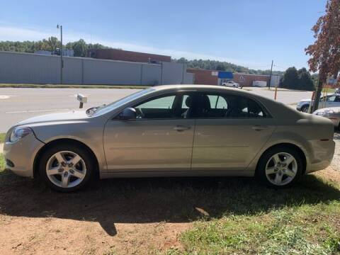 2011 Chevrolet Malibu for sale at BUDGET AUTOS OF LAKE NORMAN in Mooresville NC