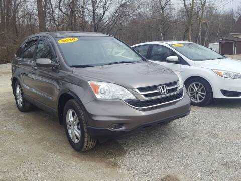 2010 Honda CR-V for sale at Jack Cooney's Auto Sales in Erie PA