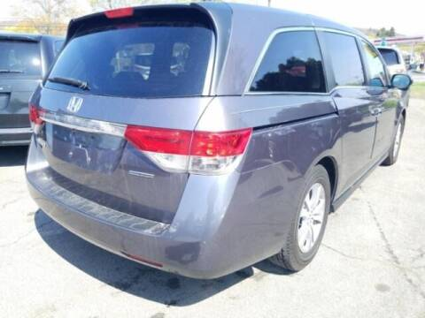 2016 Honda Odyssey for sale at Auto Import Specialist LLC in South Bend IN