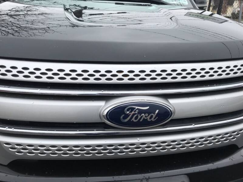 2014 Ford Explorer for sale at Chambers Auto Sales LLC in Trenton NJ
