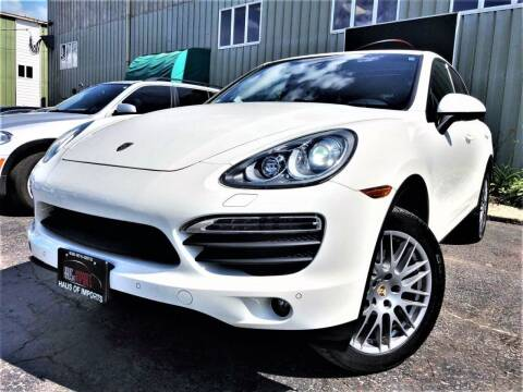 2012 Porsche Cayenne for sale at Haus of Imports in Lemont IL