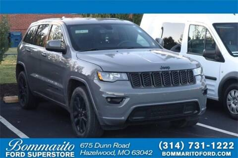 2019 Jeep Grand Cherokee for sale at NICK FARACE AT BOMMARITO FORD in Hazelwood MO