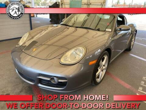 2008 Porsche Cayman for sale at Auto 206, Inc. in Kent WA