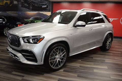 2021 Mercedes-Benz GLE for sale at Icon Exotics in Houston TX