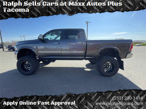 2014 RAM Ram Pickup 3500 for sale at Ralph Sells Cars at Maxx Autos Plus Tacoma in Tacoma WA