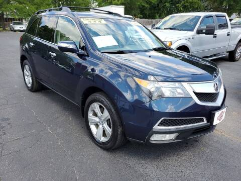 2010 Acura MDX for sale at Stach Auto in Janesville WI