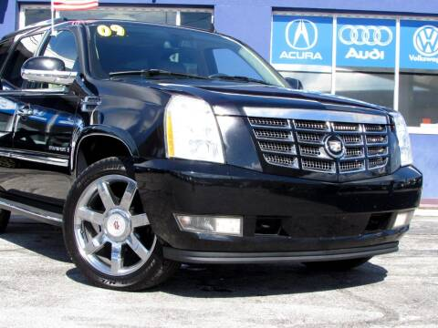 2009 Cadillac Escalade for sale at Orlando Auto Connect in Orlando FL