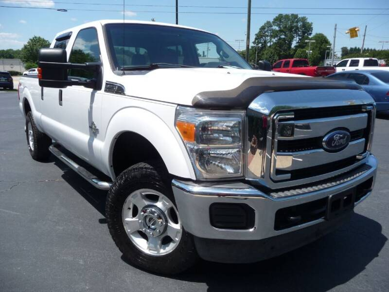 2013 Ford F-250 Super Duty for sale at Wade Hampton Auto Mart in Greer SC