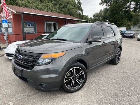 2015 Ford Explorer for sale at CHECK AUTO, INC. in Tampa FL
