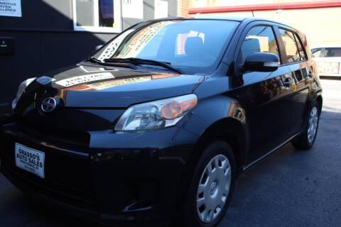 2012 Scion xD for sale at Grasso's Auto Sales in Providence RI