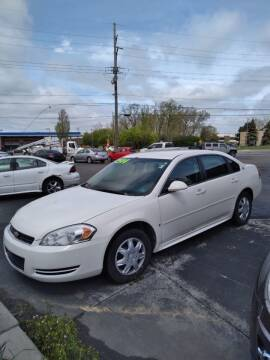 2009 Chevrolet Impala for sale at D and D All American Financing in Warren MI