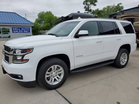 2019 Chevrolet Tahoe for sale at Kell Auto Sales, Inc - Grace Street in Wichita Falls TX