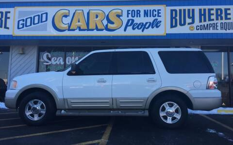2005 Ford Expedition for sale at Good Cars 4 Nice People in Omaha NE