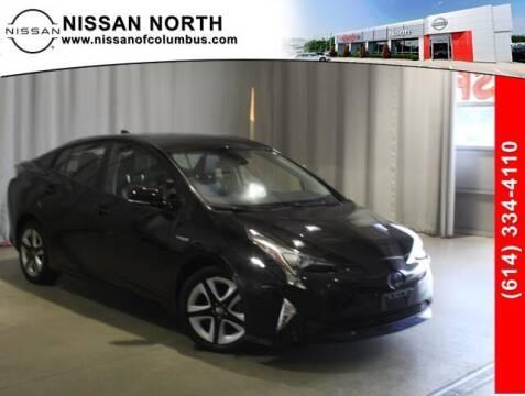2016 Toyota Prius for sale at Auto Center of Columbus in Columbus OH