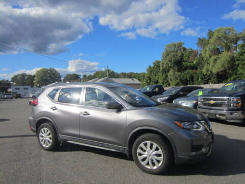 2018 Nissan Rogue for sale at Auto Choice of Middleton in Middleton MA