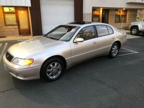 1996 Lexus GS 300 for sale at Inland Valley Auto in Upland CA