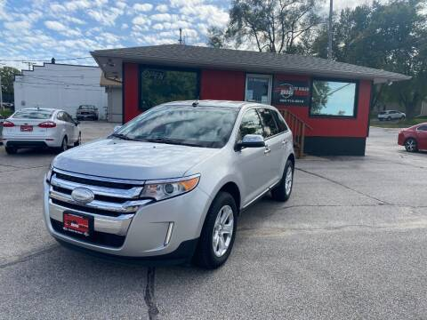 2011 Ford Edge for sale at Big Red Auto Sales in Papillion NE