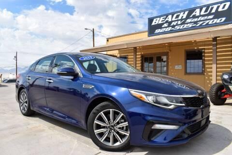 2019 Kia Optima for sale at Beach Auto and RV Sales in Lake Havasu City AZ