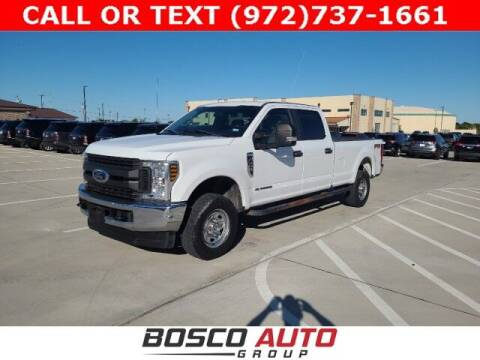 2018 Ford F-250 Super Duty for sale at Bosco Auto Group in Flower Mound TX