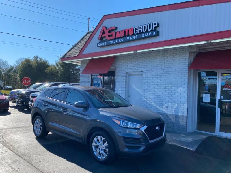 2019 Hyundai Tucson for sale at AG AUTOGROUP in Vineland NJ